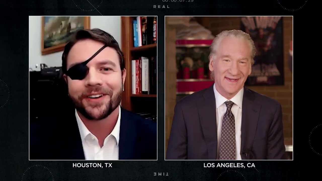 Download Rep. Dan Crenshaw: Fortitude | Real Time with Bill Maher (HBO)