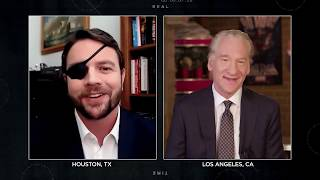 Rep. Dan Crenshaw: Fortitude | Real Time with Bill Maher (HBO)