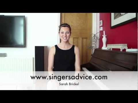 Twang Vocal Technique - Sarah Brickel...