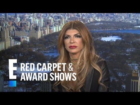 Teresa Giudice Gives Update on Imprisoned Husband Joe | E! Red Carpet & Award Shows