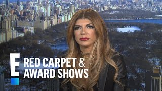 Teresa Giudice Gives Update on Imprisoned Husband Joe | E! Red Carpet & Award Shows
