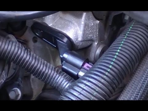 Replacing a Camshaft position sensor on a 2008 Chevrolet Malibu 2.4L Ecotec