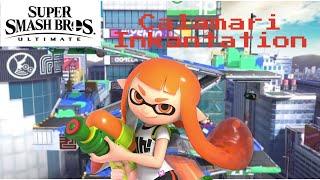 """""""Calamari Inkantation"""" (Super Smash Brothers Ultimate Music Video)"""