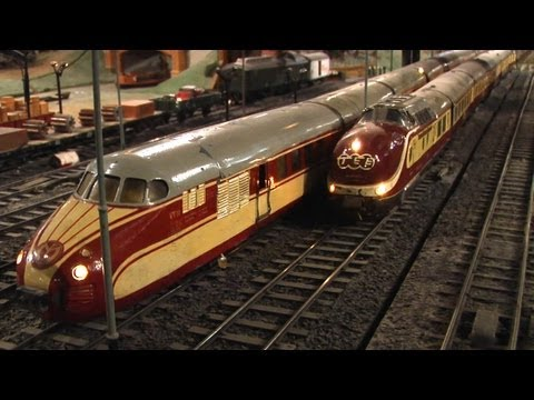 The Largest O Scale Model Train Layout in Europe