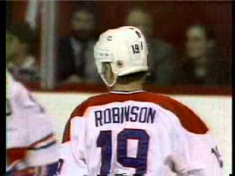 Larry Robinson HHOF Tribute