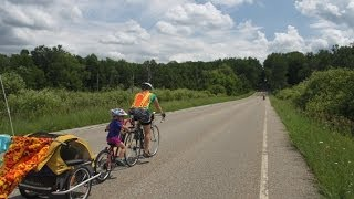 2013 Mentzer Family Bike Tour