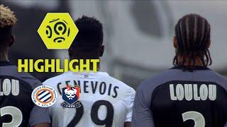 Video Gol Pertandingan Montpellier vs Caen