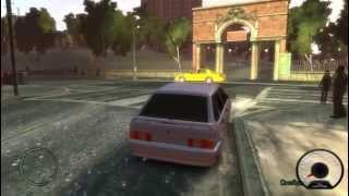 Езда на русских авто ( GTA 4 )(В этом видео я буду ездить на ваз 2114 и на вас 2113., 2012-08-27T06:08:22.000Z)