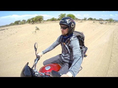 Tanzania - Moshi, Materuni waterfalls, Kikuletwa hotsprings / GoPro HERO 4