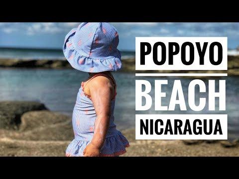 POPOYO BEACH - NICARAGUA - TRAVEL WITH KIDS