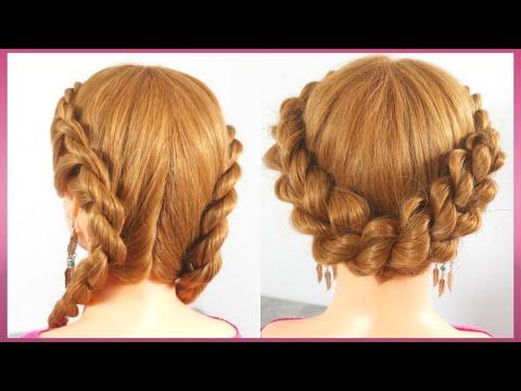 ถักเปียเกลียว | ทรงผมไปทำงาน | HOW TO TWIST HAIRSTYLES | Hairstyles By Dee Ep71