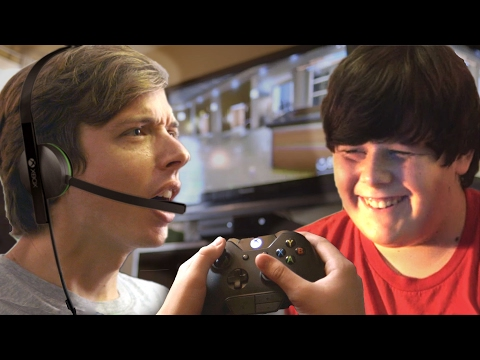Thumbnail: Online Gamers Meet In Real Life