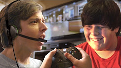 Online Gamers Meet In Real Life