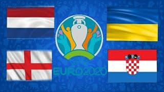 Прогнозы на футбол АНГЛИЯ ХОРВАТИЯ прогноз на 13 06 2021 ставки ставки на футбол ЕВРО 2020