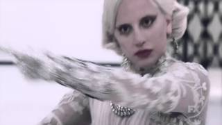 american horror story hotel all teasers compilation