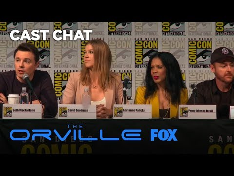 THE ORVILLE Panel At Comic-Con 2017 | Season 1 | THE ORVILLE