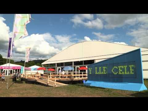 Y Lle Celf 2017 - y lle i fod (the place to be)