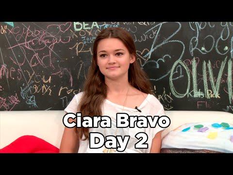 Ciara Bravo's Role on