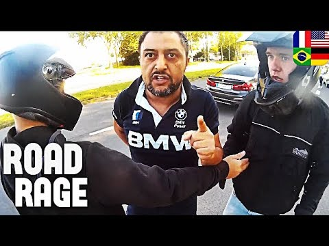 Best of PERSONNES EN COLÈRE vs MOTARD[international]#57
