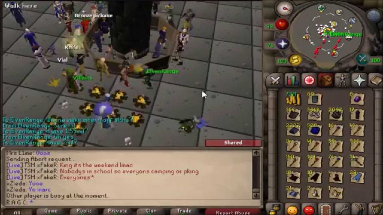 Old school runescape 2007 r a g c 1 99 slayer tab youtube for Runescape exp table 1 99