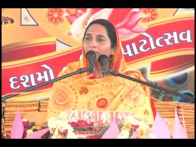 shrimad bhagwat katha,dabhoi 15 2 2013