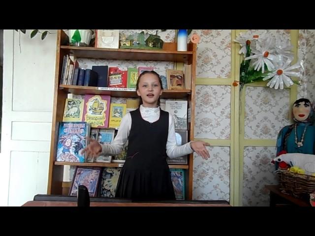 Изображение предпросмотра прочтения – ВалерияКаданцева читает произведение «Телефон» К.И.Чуковского