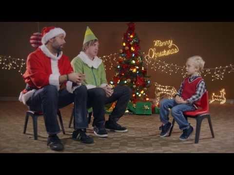 Kids' Interviews | Christmas Story - YouTube