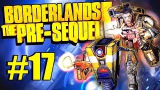 Borderlands: The Pre-Sequel! Part 17 - Colonel Zarpedon, We Meet At Last!