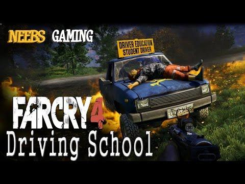 FARCRY 4 UNCUT: Driving School |