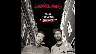 Sleaford Mods - I Feel So Wrong @ Connexion Toulouse 2018