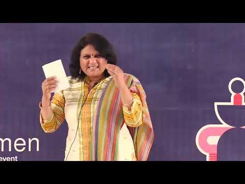 Women in Media | Sunita Aron | TEDxSRMUWomen
