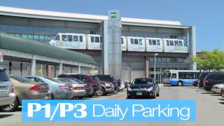 Newark International Airport - Parking