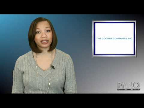 Citigroup Boosts '10-'11 Estimates for Cooper Companies