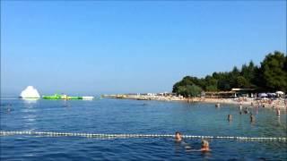 Хорватия.Пореч.Море,пляж,чистая вода.(Отличный отдых в Хорватии., 2013-08-23T18:41:40.000Z)