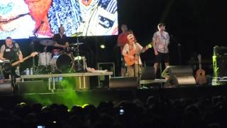 MANU CHAO live HD- king kong five-Politik Kills-MONZA 20.6.2015