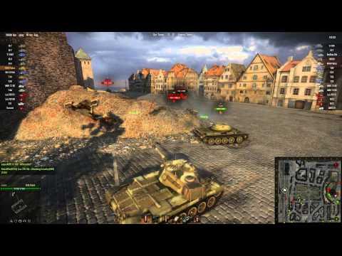 World of Tanks - M46 Patton - Driveby Shooter