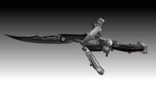 FFXIII Ligthning Gun Blade Animatión - By GetDown