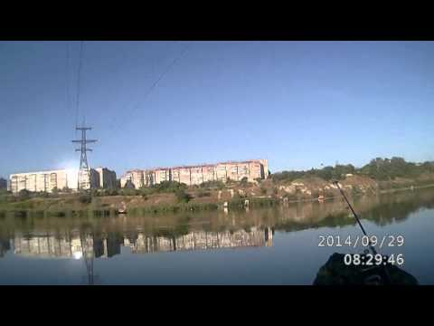 рыбалка на ингульце видео