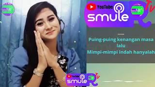 Download Mp3 Puing Puing - Karaoke Smule Duet Bareng Tasya