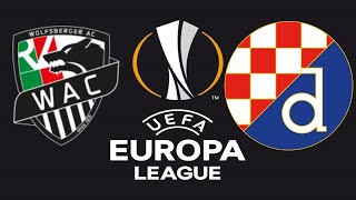 Uefa europa league gruppe k 4. spieltag 2020/21wolfsberger ac vs dinamo zagreb