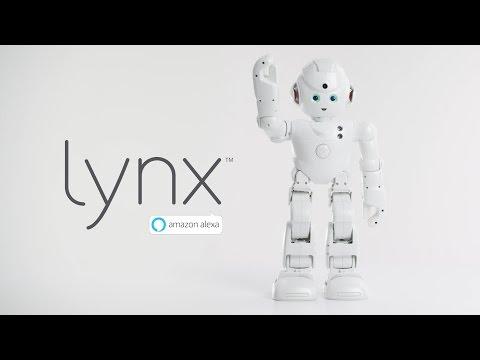 UBTECH LYNX Humanoid Robot w/ Amazon Alexa