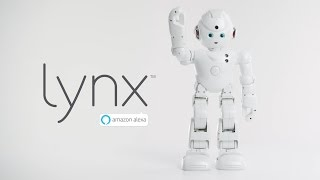 Lynx: The First Video-Enabled Humanoid Robot with Amazon Alexa