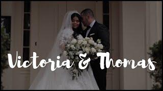 Victoria & Thomas | The Merion | Abella Studios