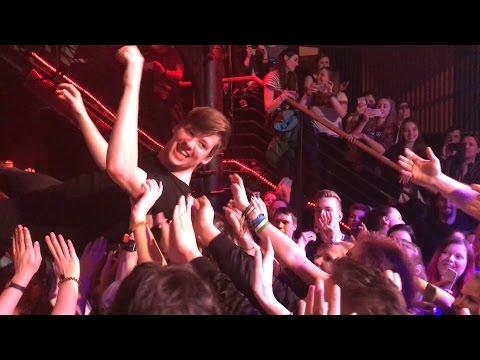 Against the Current - Live in Hamburg - 05/03/2017 - #InOurBonesWorldTour /w HUNGER