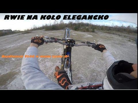 Królik VLOG | Pierwszy raz na Trialu | TRIAL Sherco S3 300cmm 2T Jakie to lekkie i jak zapierdziela