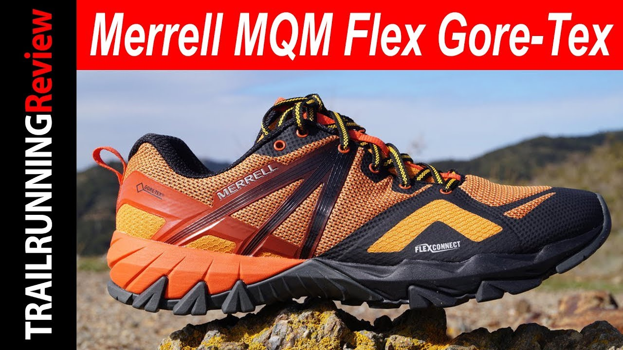 7883f376 Merrell MQM Flex Gore-Tex Review