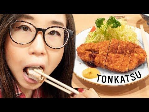 TONKATSU 鈾� Japanese Pork Cutlet in Tokyo