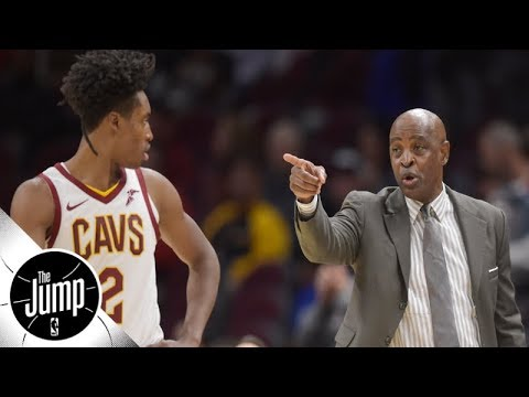 Cavs veterans call out Collin Sexton: He doesn't 'know how to play' | The Jump
