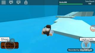 Roblox speed run 4 frost trading levels