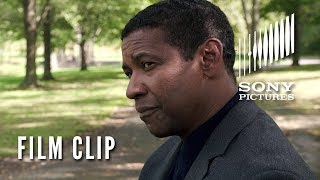 """THE EQUALIZER 2 Film Clip - """"I Went To Your Funeral"""""""